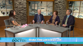 Stroke: Time Lost is Brain Lost