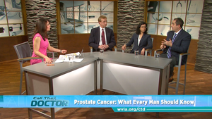 Prostate Cancer: What Every Man Should Know