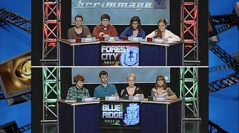 Forest City vs. Blue Ridge