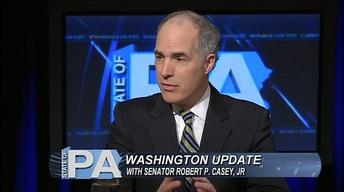 Washington Update with Senator Robert P. Casey, Jr. - Part 1