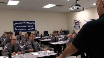 Lackawanna College Police Academy