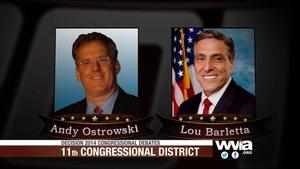 Pennsylvania 11th Congressional District Debate