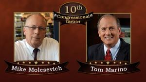 2016 Pennsylvania 10th Congressional District Debate