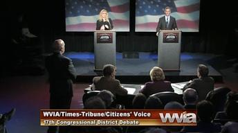 2012 PA 17th Congressional District Debate