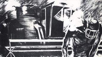 Artists Judy Carducci, Moe Brooker, Derek Hess, Bruce Munro