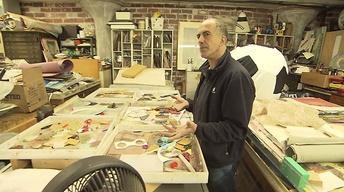 Artist Tom Balbo; 'Closure', The Quay Brothers