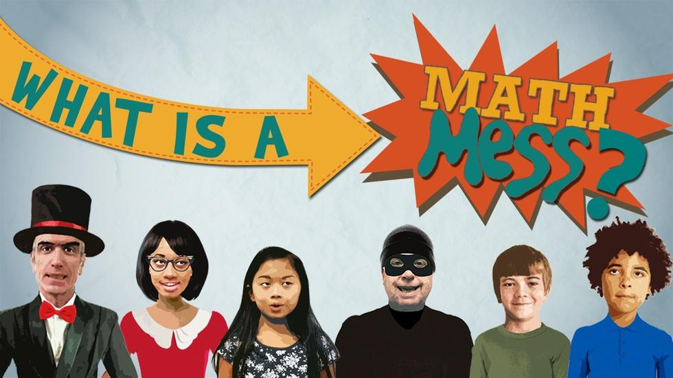 What is a Math Mess? image