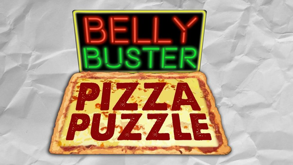 The Belly Buster Pizza Puzzle image