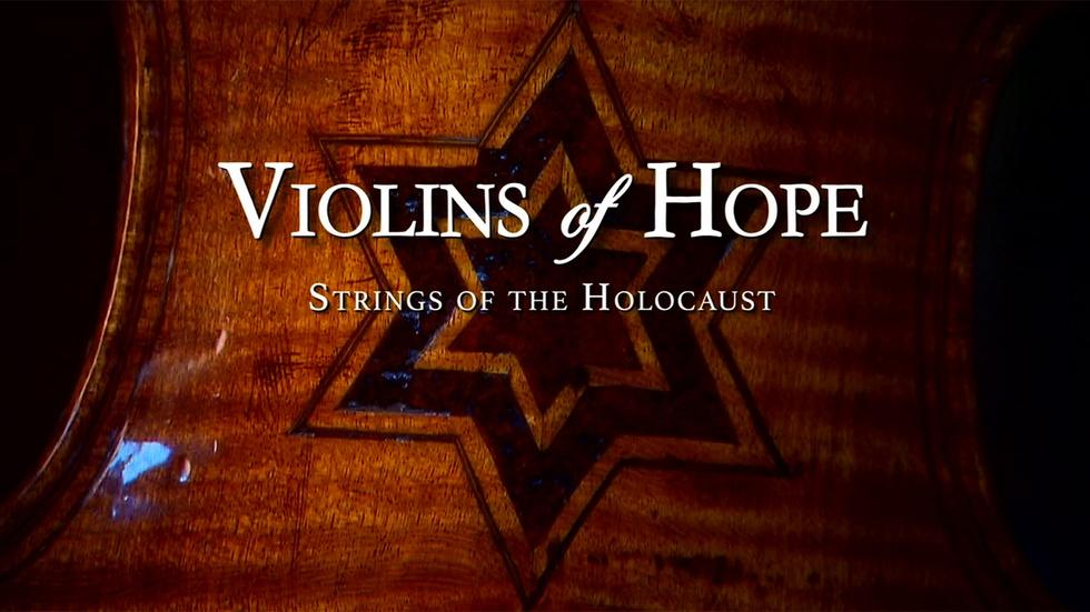 Violins of Hope: Strings of the Holocaust image
