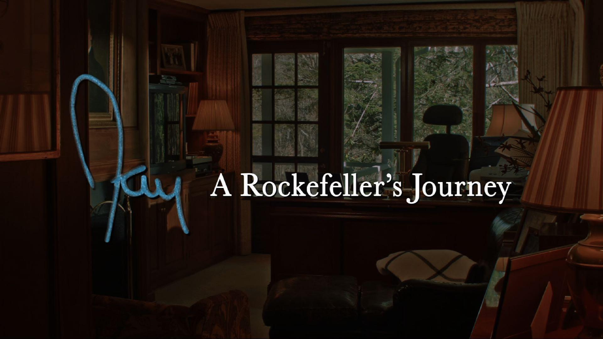 Video Jay A Rockefeller S Journey Watch Jay A