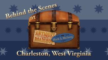 Antiques Roadshow - Behind the Scenes, Charleston