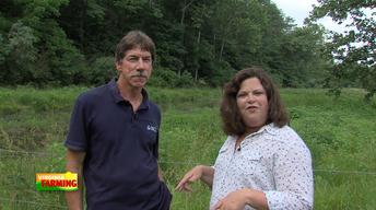 Virginia Farming - Civil War Battlefields with Mike Liskey