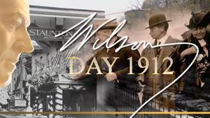 Wilson Day 1912