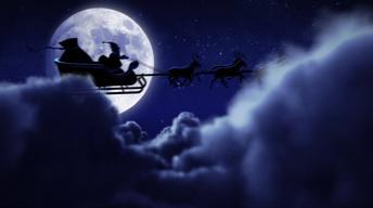 S44: How Fast Does Santa Fly?
