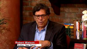 Between The Covers - Robert Watson Returns