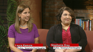 Between The Covers - Stephanie Dray & Laura Kamoie