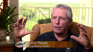 Debra!!!: Season 3, Episode 08 (Gary Player)