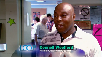 In the Loop Extra - Donnell Woolford Talks to Chicago Kids