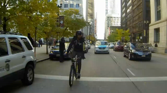 Nov. 7, 2013 - Bicycles in Chicago
