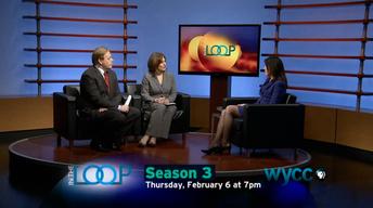 In the Loop Season 3 Premieres Feb. 6 at 7pm