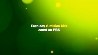6 Million Kids Count on PBS