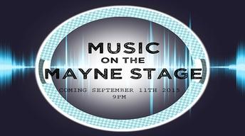 Mayne Stage Sizzle