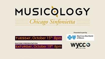 Chicago Sinfonietta Air Dates & Membership Gifts