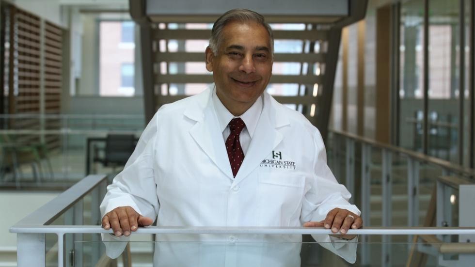 Asgi Fazleabas - University Distinguished Professor image