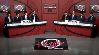Cathedral vs Coronado