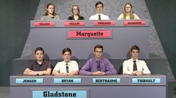 4011 Marquette vs Gladstone