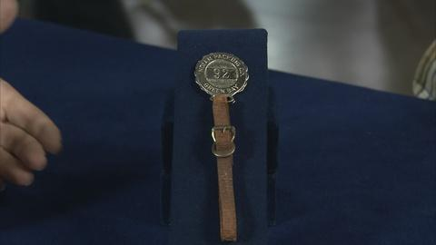 Antiques Roadshow -- Appraisal: Indian Packing Company Badge, ca. 1920