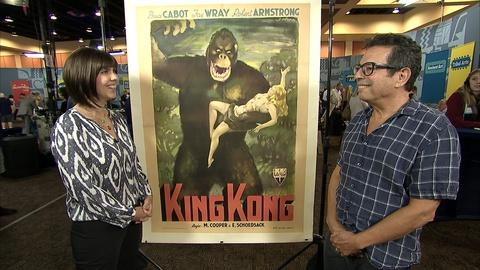 Antiques Roadshow -- S21 Ep26: Appraisal: 1949 Italian King Kong Poster
