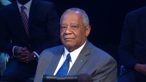 Dr. James A. Anderson, chancellor of Fayetteville State Univ
