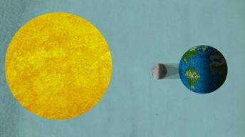 Five Phases of Solar Eclipse