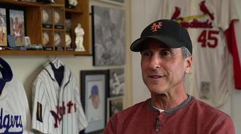 Tony Panarisi - Finding Baseball Treasure