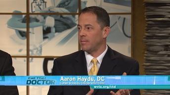 Aaron Haydu, DC