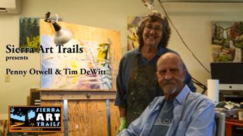 Sierra Art Trails: Penny Otwell & Tim DeWitt
