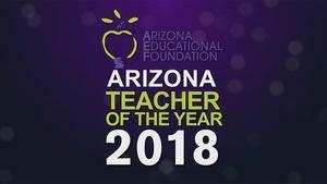 Arizona Teacher of the Year 2018