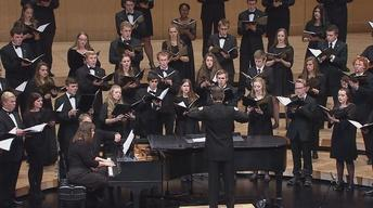 2017 WSMA State Honors Concert: Mixed Choir