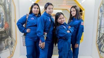 Escuadrón Espacial | Space Squad