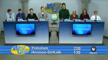 Potsdam vs. Hermon-DeKalb 2017