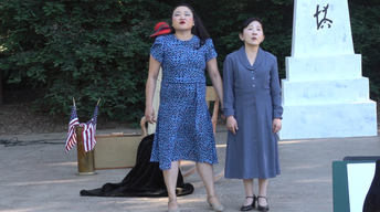 Reflections on Manzanar Opera at Shinzen