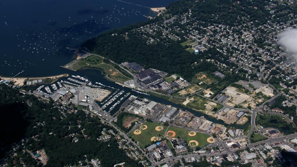 Garvies Point Development image