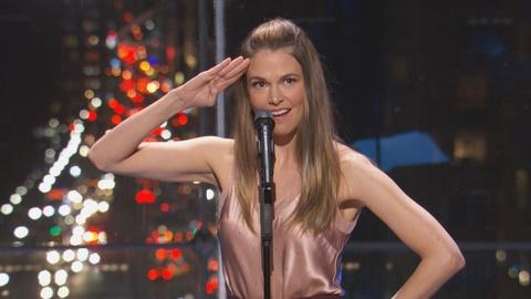 Live From Lincoln Center -- Sutton Foster in Concert - Preview