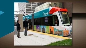 QLine Moves to Next Phase