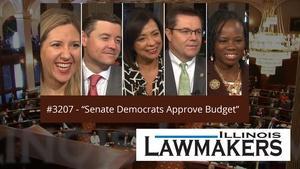 S32 E07: Senate Democrats Approve Budget