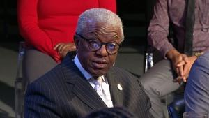 Dr. Jimmy R. Jenkins Sr., president of Livingstone College