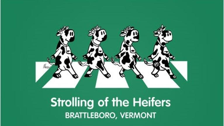 Vermont PBS Specials: Strolling Of The Heifers Parade