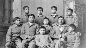 Unspoken: America's Native American Boarding Schools