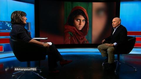 Amanpour on PBS -- AMANPOUR: Story tellers and image makers of 2017